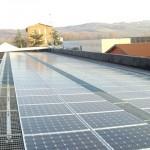 Chiastra Centro Casa Cascinapiano di Langhirano Parma- PV 59,20 kWp - totalmente integrato - Moduli Sharp NU 185 ( E1 ) Anno 2010