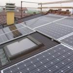 Giudice Ugo Viarolo di Trecasali Parma PV 2,94kWp Moduli Energica Super Power 240 Totalmente integrato Anno 2010