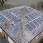 Talignani Enzo Gramignazzo di Sissa Parma PV 6,12 kWp Totalmente integrato Moduli Energica Super Power 240 Anno 2010