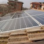 Torri Luciano Colorno Parma PV 2,94 kWp Moduli Energica Super Power 240 Totalmente integrato Anno 2010