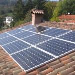 Peri Fabrizio Fragno Calestano Parma - PV 2,94 kWp totalmente integrato - Moduli Energica Super Power 245