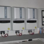 Ferri Quinto e C. s.n.c. Gramignazzo di Sissa Parma - PV 14,40 kWp parzialmente integrato - Moduli Energica Super Power 240.