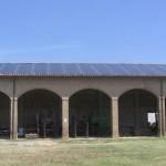Azienda Agricola  Franco e Davide Chiussi Vigatto Parma - PV 19,35 kWp totalmente integrato. Moduli Sanyo HIT 215 NKE05.